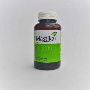 Mastika Mastic Gum, 120 kaps.